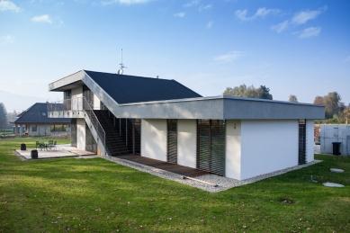 Rodinný dům u Frýdlantu nad Ostravicí - foto: Petr Hrubeš