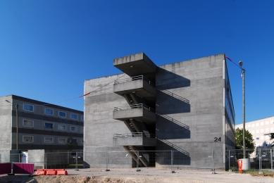 Student Housing Antipodes I - foto: Petr Šmídek, 2011