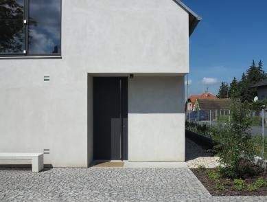 Novostavba rodinného domu, Praha–východ - foto: Atelier K2
