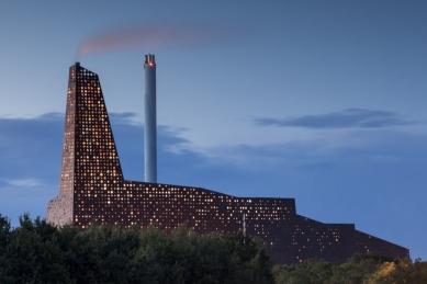 Spalovna odpadu - foto: Tim Van de Velde