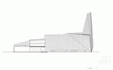 Spalovna odpadu - Severní pohled - foto: Erick van Egeraat associated architects