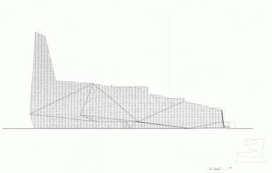 Spalovna odpadu - Jižní pohled - foto: Erick van Egeraat associated architects
