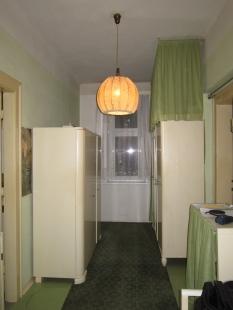 Byt v Košířích - Stav před rekonstrukcí - foto: Ing. arch. Martin Neruda