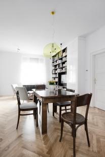 Byt v Košířích - foto: Ing. arch. Martin Neruda