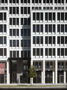Administrativní budova Rohan – River Garden - foto: Filip Šlapal