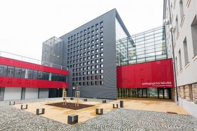 Výzkumně vzdělávací areál Pdf UP v Olomouci - foto: Lukáš Pelech