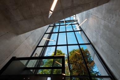 Dostavba budovy Slovanského gymnázia v Olomouci - foto: Ester Havlová