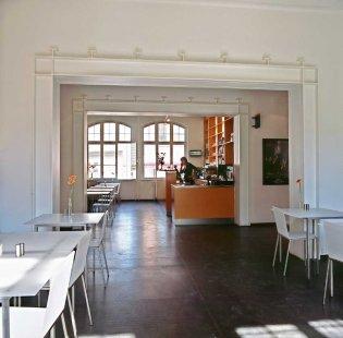 Kulturní centrum Nicolai - foto: Helene Høyer Mikkelsen