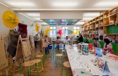 Kulturní centrum Nicolai - foto: Adam Mørk