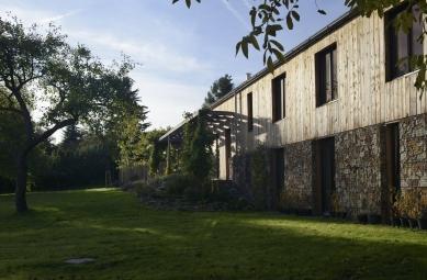 Rodinný dům Mníšek pod Brdy - foto: Ondřej Polák