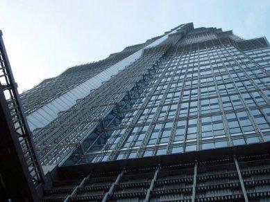 Jin Mao Building - foto: © soltruna.com, 2004