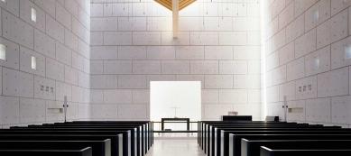 Enghøj Church and Parish Center - foto: Henning Larsen Architects
