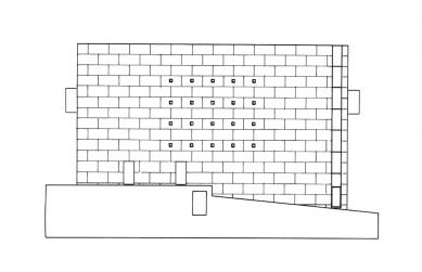 Enghøj Church and Parish Center - Boční pohled - foto: Henning Larsen Architects