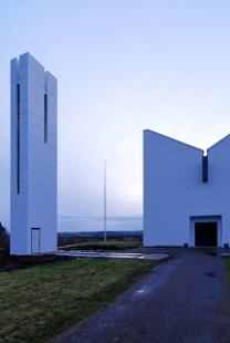 Enghøj Church and Parish Center - foto: Petr Šmídek, 2012