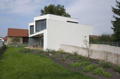 Rodinný dům v Průhonicích - foto: Jiří Ernest