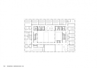 Centrum technologie a designu - 3. NP - foto: © AllesWirdGut Architektur
