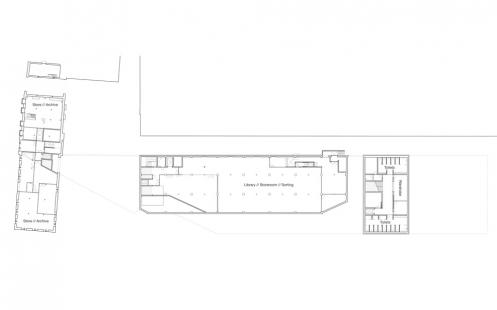 Culture Yard - Půdorys - foto: AART Architects