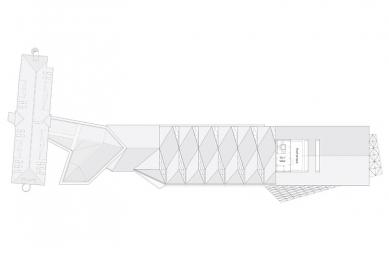 Culture Yard - Výkres střechy - foto: AART Architects