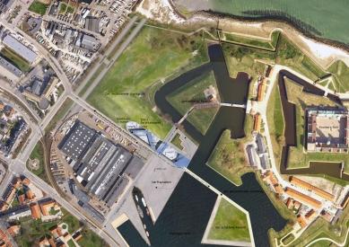 Danish National Maritime Museum - Situace - foto: BIG