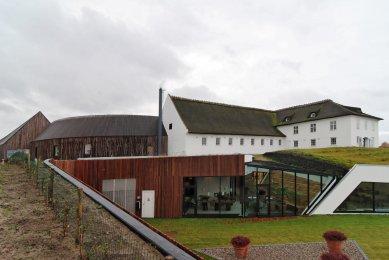Konferenční centrum Favrholm - foto: Petr Šmídek, 2012