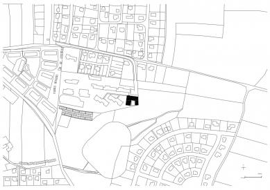 Rozšíření mateřské školky v Klecanech - Situace - foto: atelier25