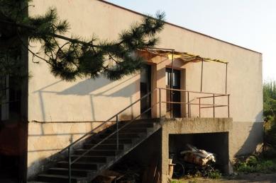 Rozšíření mateřské školky v Klecanech - Původní stav - foto: archiv atelier25
