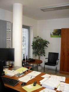 Interiér apartmánu a kanceláře v Brně - Původní stav
