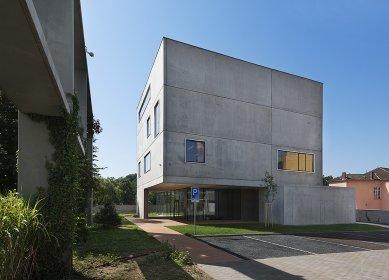 Přístavba laboratoří a počítačového centra CzechGlobe - foto: Ester Havlová