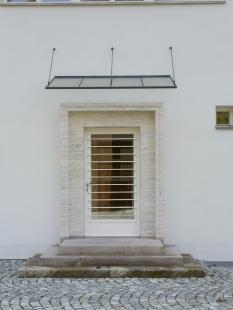 Obnova vily Münz - foto: David Židlický, Alena Šromová