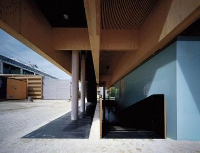 EXPO 2000 - Pavilon České republiky - foto: © Filip Šlapal, 2000