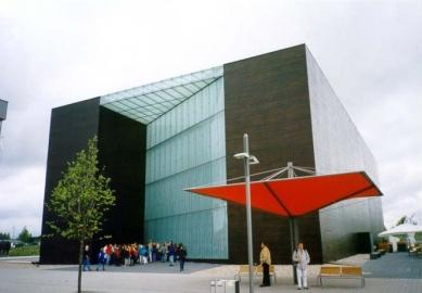 EXPO 2000 - Finsko - Finský pavilon - foto: Jan Kratochvíl, 2000