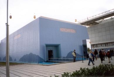 EXPO 2000 - Chorvatsko - Pavilon Chorvatska - foto: Jan Kratochvíl, 2000