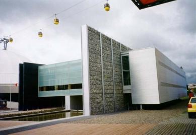 EXPO 2000 - Irsko - Irský pavilon - foto: Jan Kratochvíl, 2000