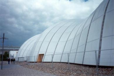 EXPO 2000 - Japonský pavilon - foto: Jan Kratochvíl, 2000