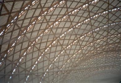 EXPO 2000 - Japonsko - Japonský pavilon - foto: Jan Kratochvíl, 2000