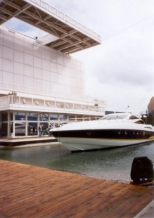 EXPO 2000 - Monako - Monacký pavilon - foto: Jan Kratochvíl, 2000