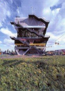 EXPO 2000 - Holandský pavilon - foto: © www.expo2000.de