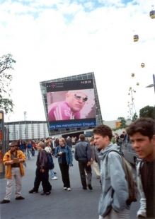 EXPO 2000 - foto: Jan Kratochvíl, 2000