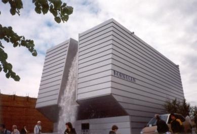 EXPO 2000 - Norsko - Norský pavilon - foto: Jan Kratochvíl, 2000