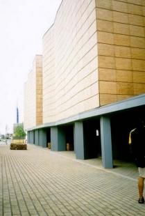 EXPO 2000 - Španělsko - Španělský pavilon - foto: Jan Kratochvíl, 2000