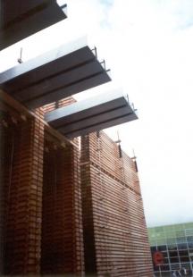 EXPO 2000 - Švýcarský pavilon - foto: Jan Kratochvíl, 2000