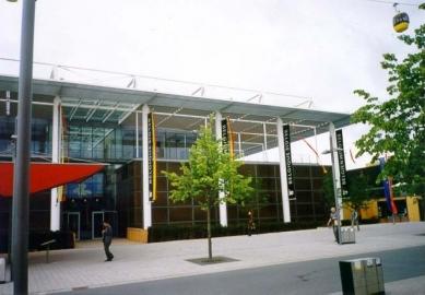 EXPO 2000 - Belgie - Belgický pavilon - foto: Jan Kratochvíl, 2000