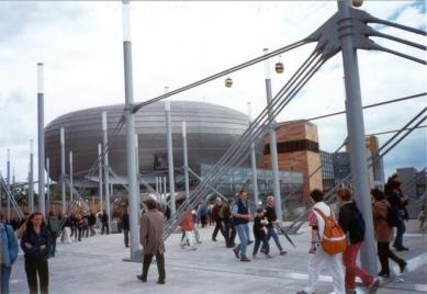 EXPO 2000 - Bertelsmann AG - Bertelsmann AG - foto: Jan Kratochvíl, 2000