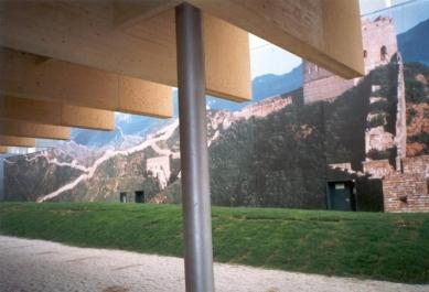 EXPO 2000 - Česko - Pavilon České republiky - foto: Jan Kratochvíl, 2000