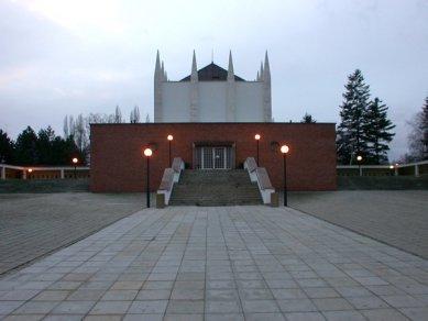Krematorium Brno - foto: Petr Šmídek, 2003