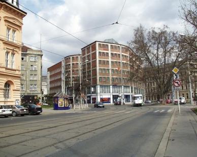 Palác Morava - Palác Morava - foto: Tomáš Velehradský