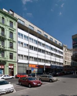 Moravská banka - foto: © archiweb.cz, 2007