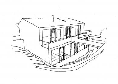 Rodinný dům v Liboci