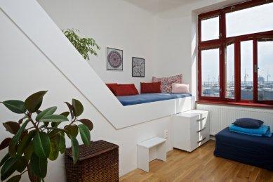 Mezonetový byt v Brně - foto: Iveta Kopicová