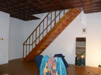 Mezonetový byt v Brně - Původní stav